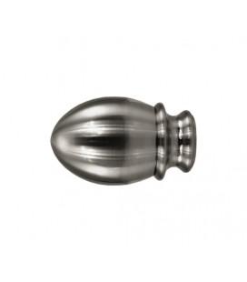 Koncovka Beluno Efekt nerezová oceľ Ø25 mm kus