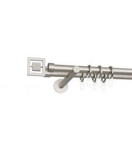 Satin nickel Ø 16 mm - Saturn držiaky simple