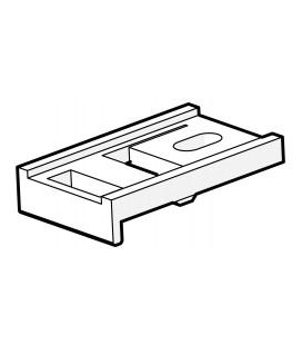 Držák stropní jednoduchý plastový