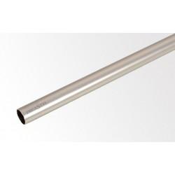 Drążek 240 cm Ø16 mm Efekt chrom satyna