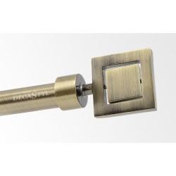 Koncovka Saturn antik Ø16 mm kus