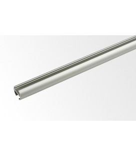 Hliníkový profil INOX Ø 20 mm