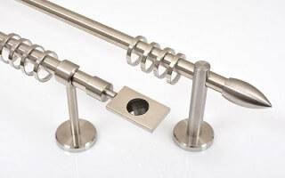 Garnýže jednoduché Ø16 mm broušené
