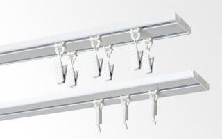 Profily stropní hliníkové bílé
