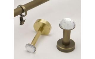 Garnýže Zegar elementy zdobené krystaly Swarovski